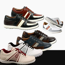 NEW Bonfeel Men's Golf Shoes Spikeless Golf Shoes Casual Golf Shoes Sneakers BG