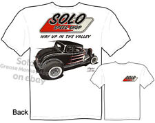 Ford Shirt 32 Hot Rod T Shirts Automotive Shirts 1932 Vintage Car Solo SpeedShop