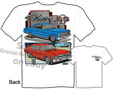 Nova T Shirts Chevrolet Clothing 1965 1966 1967 1968 1969 1970 1971 1972 Chevy