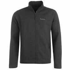 Pierre Cardin Mens Full Zip Fleece