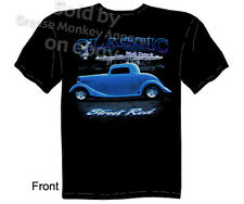 Ford Shirt Hot Rod Clothes Automotive Shirts Classic Street Rod Shirts 1933 1934