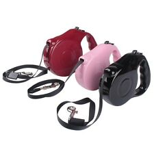 Durable Retractable Pet Leash Lead For Dogs & Cats 3M/5M