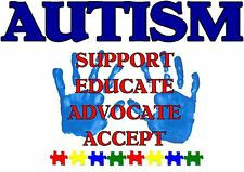 Adult Autism Awareness T-Shirt Autistic ASD Advocate