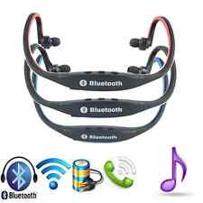Sports Wireless Bluetooth Headset Earphone Headphone for iPhone 4s 5 5s 5c 6 6+