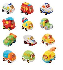 Vtech Toot Toot Drivers 1 Supplied All Different Versions Ages 1-5 Musical Toys