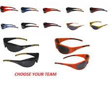 Official NCAA College Wrap Sunglasses 3 Dot Team Logo Pick your Team