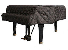 Grand Piano Cover Any Size Quilted Mackintosh or Vinyl Custom Embroidery Option
