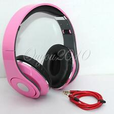 Adjustable Over-Ear Earphone Headphone 3.5mm for iPod MP3 MP4PC iPhone Music NEW