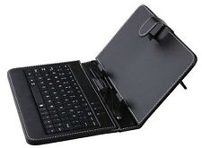 "USB Keyboard Leather Case Cover For Kocaso 7"" M736 M772 Android 4.1 Tablet PC"