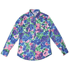 LEVI'S VINTAGE CLOTHING SS14 WESTERN SHIRT PRINTED FLOWERS RRP £198