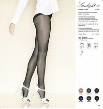 Gerbe, Paris, Sunlight 20. Semi-sheer tights, 20 denier appearance