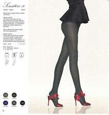 Gerbe, Paris, Sensitive 30, Semi-opaque satin sheen tights, 30 den appearance