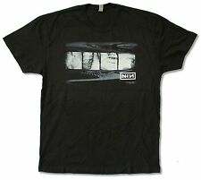 """NINE INCH NAILS """"X-RAY"""" BLACK T-SHIRT NEW OFFICIAL NIN ADULT"""