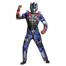 Transformers 4 Age of Extinction Optimus Prime Classic Child Muscle Costume