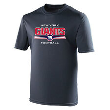 NEW YORK GIANTS american football performance t-shirt [navy]