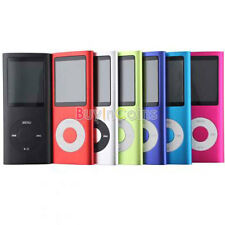 "Hot 8GB 1.8"" LCD Shakable MP3 MP4 FM 4th Gen Player BDUS"