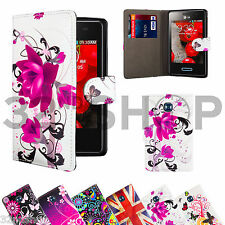 WALLET FLIP PU LEATHER CASE COVER For LG Optimus L3 II (E430) + SCREEN PROTECTOR