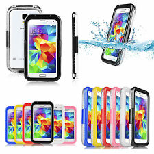 Durable Waterproof Shockproof Dirt Snow Proof Case Cover For Samsung Galaxy S5