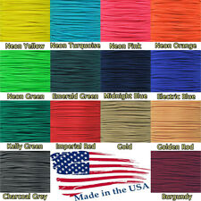 """Tactical 5-Strand Nylon Core 275-LB Tensile Strength Paracord Rope 3/32""""(2.38mm)"""