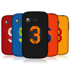 HEAD CASE I AM NUMBER SNAP-ON BACK COVER FOR SAMSUNG GALAXY POCKET S5300