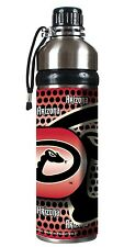 MLB 24 oz Official Licensed Stainless Steel Water Bottle with Team Logo