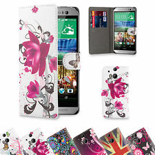 WALLET FLIP PU LEATHER CASE COVER For HTC DESIRE C FREE SCREEN PROTECTOR