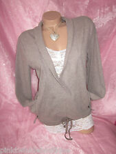 Nwt Banana Republic Zipper Pocket Pullover Shirt Blouse Popover Top Tan Taupe
