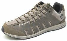 Columbia MASTER FLY LOW Leather Trail Shoes Mud Brown Men's - NEW - BM3754