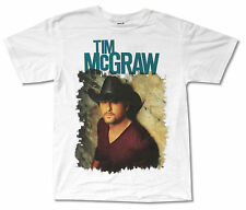 "TIM MCGRAW ""BROTHERS OF THE SUN TOUR 2012"" WHITE T-SHIRT NEW OFFICIAL ADULT"