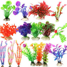 Aquarium Plastic Plant Fish Tank Decor Water Grass Underwater Ornament Grass