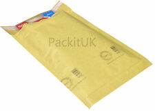 Gold or White Padded Bubble Envelopes Small Lite Mailing Bags C/0 JL0