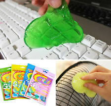 Magic High Tech Clean Cyber Keyboard Dust Cleaning Mud Cleaner Slimy Gel Hot