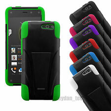For Amazon Fire Phone Shockproof Case Y Stand Hybrid Hard Soft Skin Impact Cover
