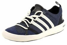 Adidas Men's Climacool Boat Lace Navy/Chalk/Black Fashion Sneaker Water Shoes