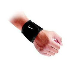 NEW NIKE WRIST WRAP WRIST SUPPORTS COMPRESSION FIT SUPPORT BRACE VELCRO STRAP