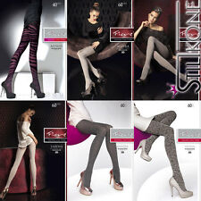 Microfibre Tights With 3d Techn Ologie Top Quality Fiore 36 38 40
