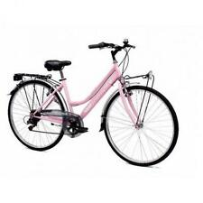 "Bicicletta Regina City Bike CityStyle Top Light Donna Cambio Shimano 7v 28"" F955"