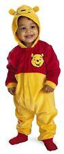 Winnie the Pooh Bear Animal Disney Fancy Dress Halloween Toddler Child Costume