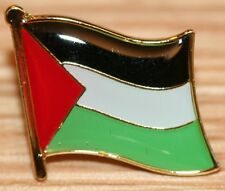 PALESTINE Country Metal Flag Lapel Pin Badge