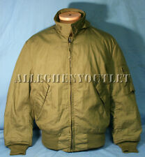 USGI Cold Weather High Temp Resistant Flyers Aircrew Bomber NOMEX JACKET VG