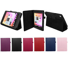 Folio PU Leather Flip Stand Case Cover Skin For Acer Iconia Tablet A1-810 7.9
