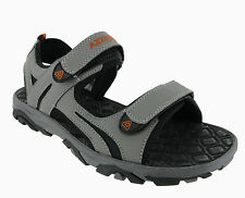 MENS CASUAL AZZURI SPORT SUMMER HOLIDAY OPEN TOE VELCRO SANDALS SHOES UK 7-11