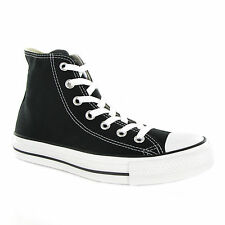 Converse CT All Star Hi Black Canvas Mens Trainers