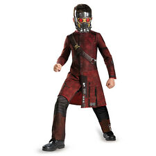 Guardians Of The Galaxy Star-Lord Classic Child Costume Marvel Disguise 73396