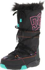 DC Shoes Women's Chalet 2.0 SE Snowboard Boots Black Seafoam  Girls Snowbunny
