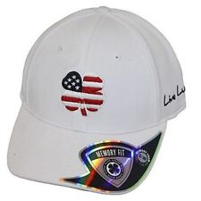 Black Clover USA Luck #2 Hat - White