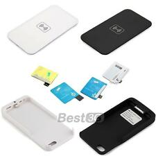 Caricabatterie Wireless Qi Alimentatore Pad Ricevitore per Samsung S4 S3 Note3