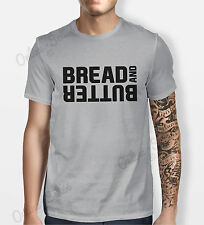 Bread And Butter Tshirt Mens Womens Shirt Tee T Shirt Cool Funny Novelty Toast
