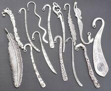 Free Shipping 10pcs Tibetan Silver, Charms Nice Bookmarks U PICK TYPE