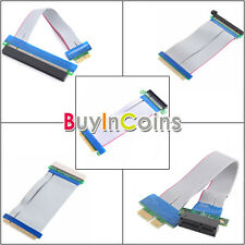 1X/8X/16X 1X To 16X PCI-E Extension Flex Cable 32 Bits PCI Extender Adapter Tool